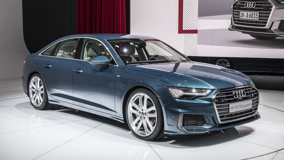 the new audi a6 and e tron prototype finally revealed in geneva autoblog. Black Bedroom Furniture Sets. Home Design Ideas