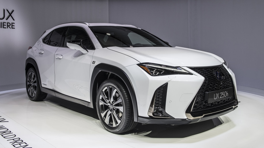 2019 lexus ux 200 and ux 250h crossovers revealed at geneva motor show autoblog. Black Bedroom Furniture Sets. Home Design Ideas