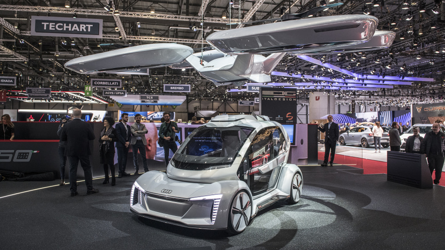 Airbus Italdesign Pop Up Next Flying Pod Concept Is Styled