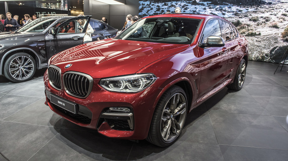 2019 Bmw X4 Revealed With Specs Engine Details Photos Autoblog
