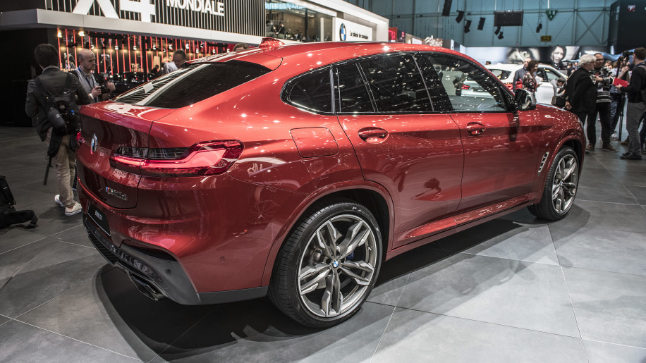 2019 BMW X4 revealed with specs, engine details, photos ...