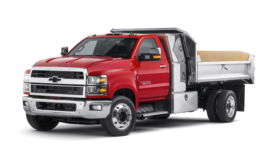 Chevy Silverado 4500HD, 5500HD and 6500HD revealed - Autoblog