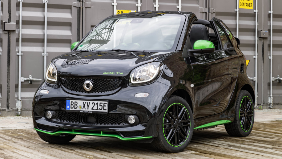 2018 Smart ForTwo ED