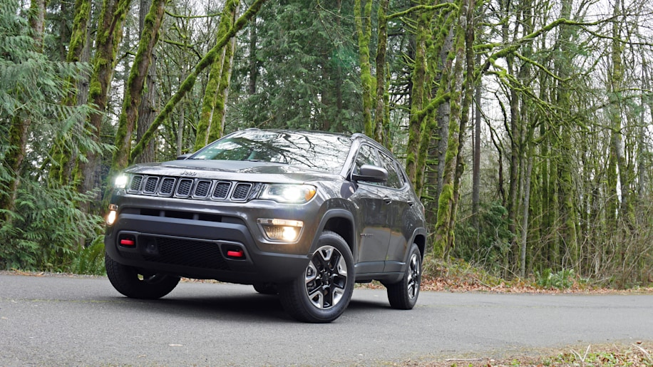 2018 Jeep Compass Trailhawk