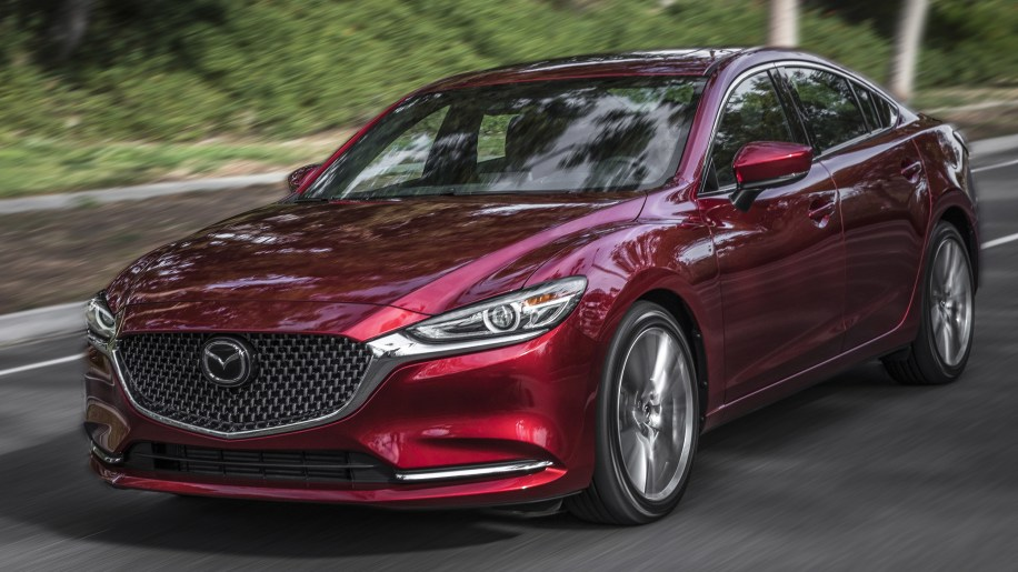 2018 mazda6 grand touring vs other midsize sedans how they compare on paper autoblog. Black Bedroom Furniture Sets. Home Design Ideas