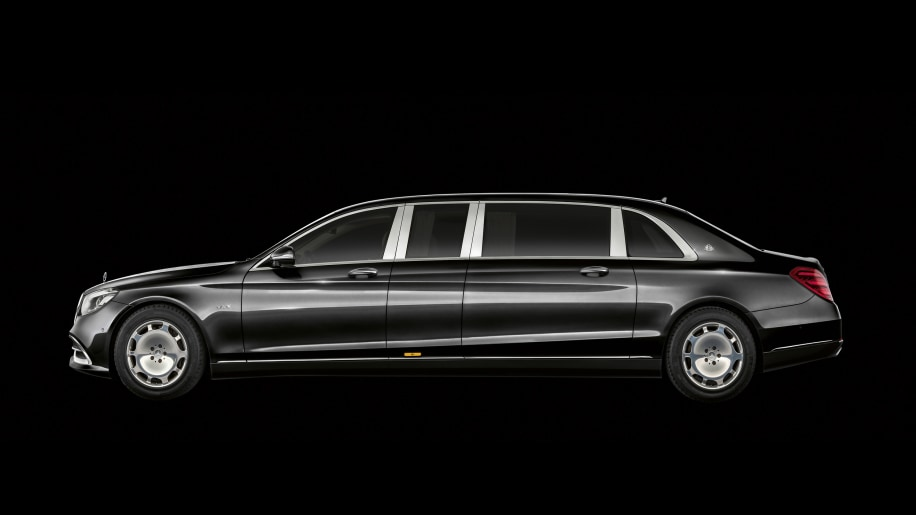 Mercedes-Maybach Pullman S650 is more luxurious than ever ...