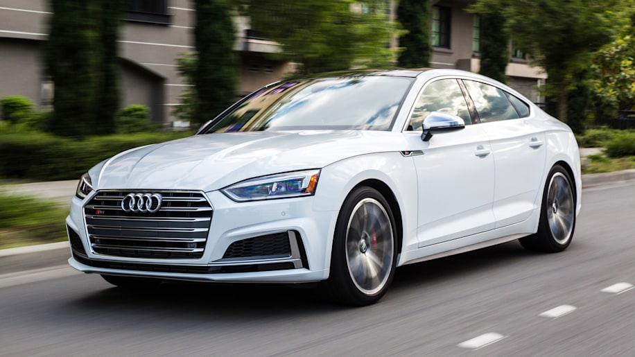 Audi S5 Sportback Drivers Notes Review Autoblog