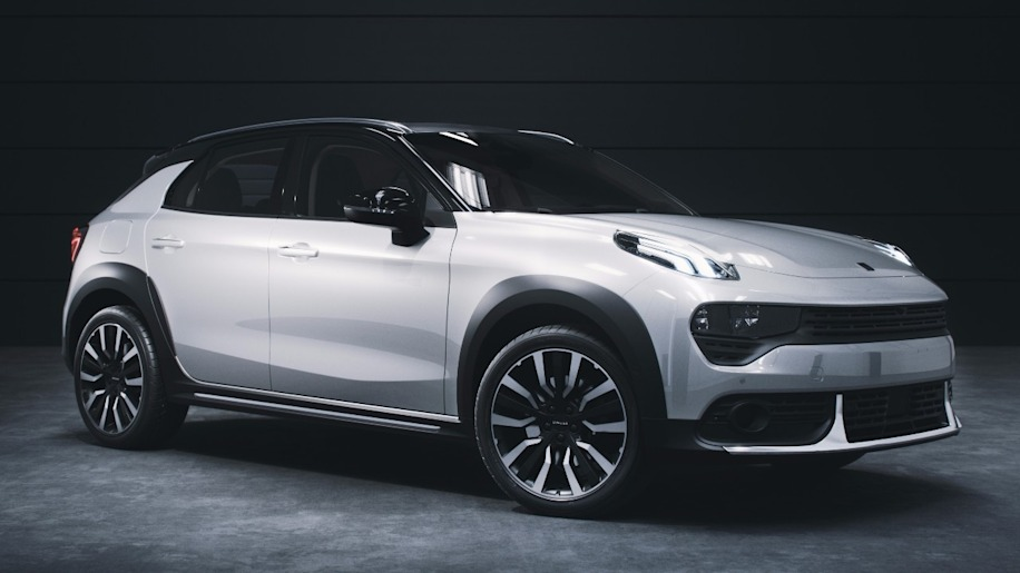 Lynk & Co 02 crossover hatchback revealed - Autoblog on