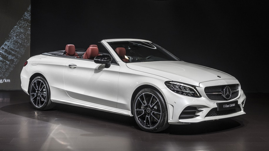 2019 mercedes benz c 300 and c 43 coupe and cabriolet get for New mercedes benz convertible