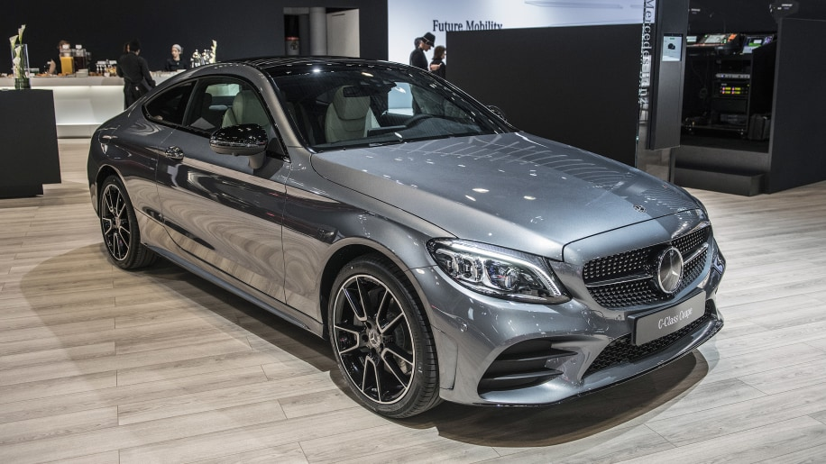 2019 mercedes benz c class coupe new york 2018 photo gallery autoblog. Black Bedroom Furniture Sets. Home Design Ideas