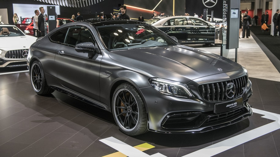 2019 mercedes amg c63 coupe new york 2018 photo gallery autoblog. Black Bedroom Furniture Sets. Home Design Ideas