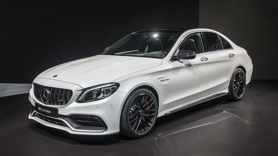 mercedes amg c 63 to go hybrid maybe awd autoblog. Black Bedroom Furniture Sets. Home Design Ideas