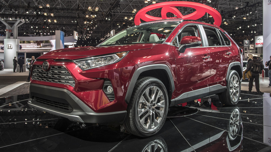 Toyota Rav4 Brings Ft Ac Concept To Life At New York Show