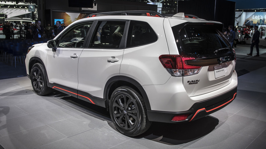 2019 Subaru Forester: New platform, lots of changes — but ...