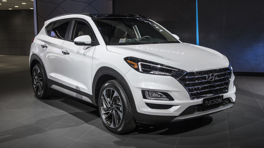2019 hyundai tucson refresh revealed at new york auto show autoblog. Black Bedroom Furniture Sets. Home Design Ideas