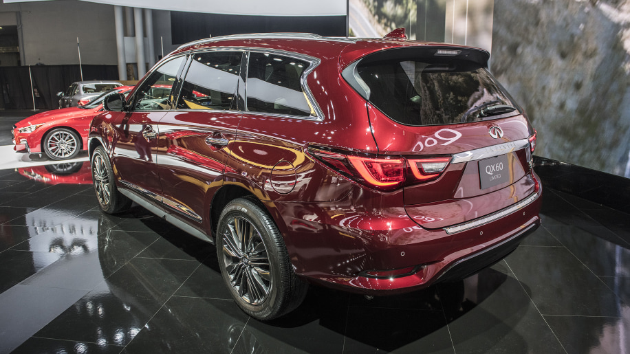 2019 infiniti qx60 and qx80 introduced with new range topping limited trim levels autoblog. Black Bedroom Furniture Sets. Home Design Ideas