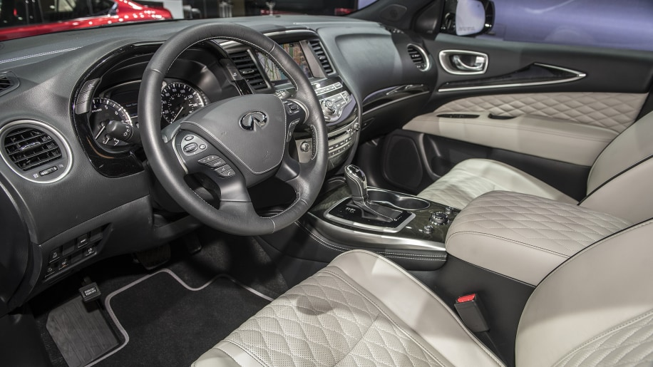 2019 infiniti qx60 and qx80 introduced with new limited trim level. Black Bedroom Furniture Sets. Home Design Ideas