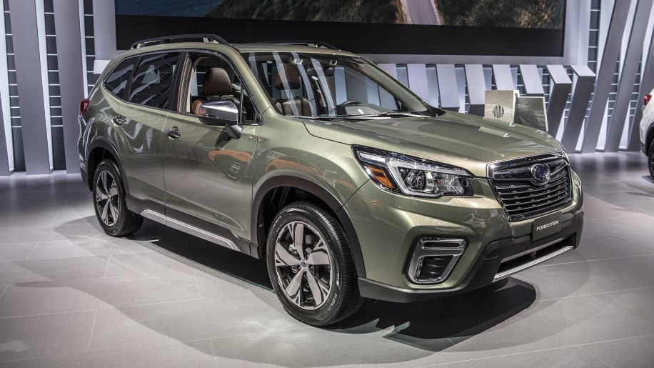 Subaru Forester 2019 Review >> 2019 Subaru Forester New Platform Lots Of Changes But Loses