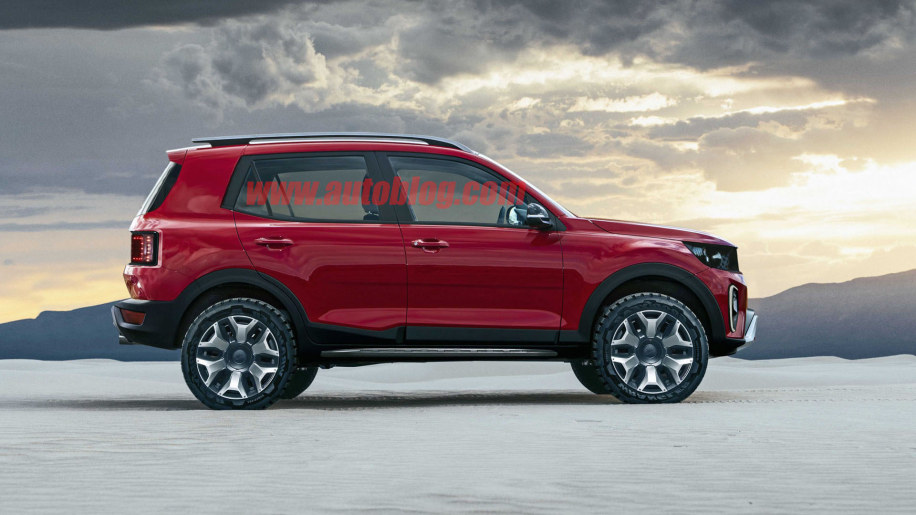 New Ford Bronco >> Ford Baby Bronco renders and speculation on specs, features - Autoblog