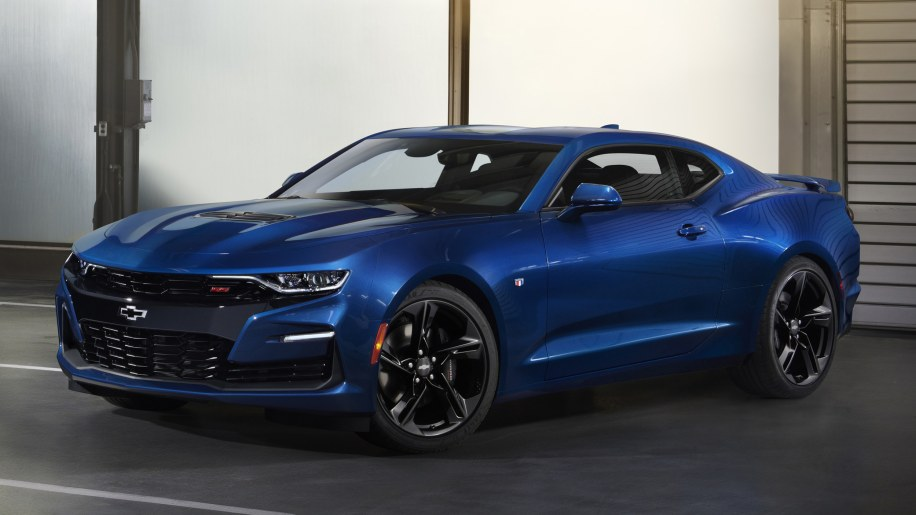 Chevrolet Camaro Gets A Heavily Revised Look For 2019