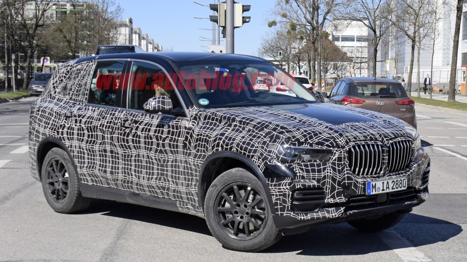 New Bmw X5 Spied Both Inside And Out On Public Roads