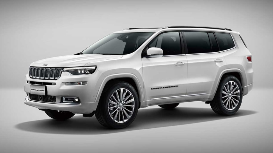 Grand Wagoneer 2018 >> Jeep Wagoneer 2018 Best New Cars For 2018