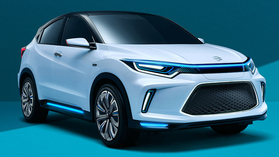 Honda Is Introducing A New Full Electric Crossover It Will Sell As
