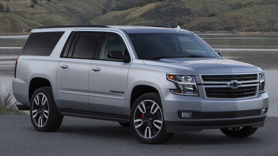 2019 Chevy Suburban Rst Performance Package Revealed