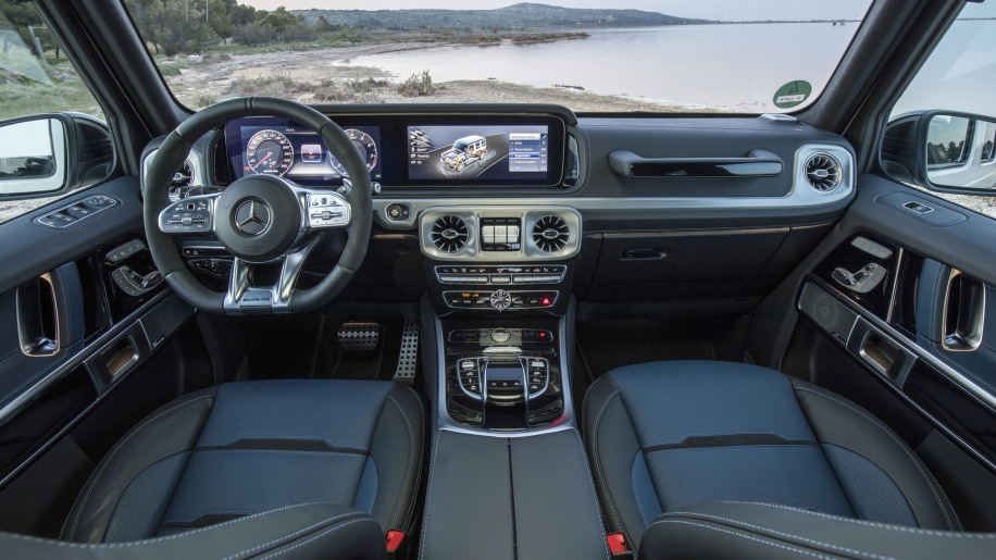 2019 Mercedes-Benz G 550 Interior