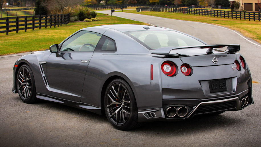 Nissan GT-R next generation will be the 'world's fastest brick ...