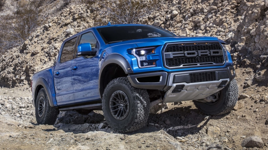 Ford Raptor Inside >> 2019 Ford F-150 Raptor gets new shocks, seats, off-road mode - Autoblog