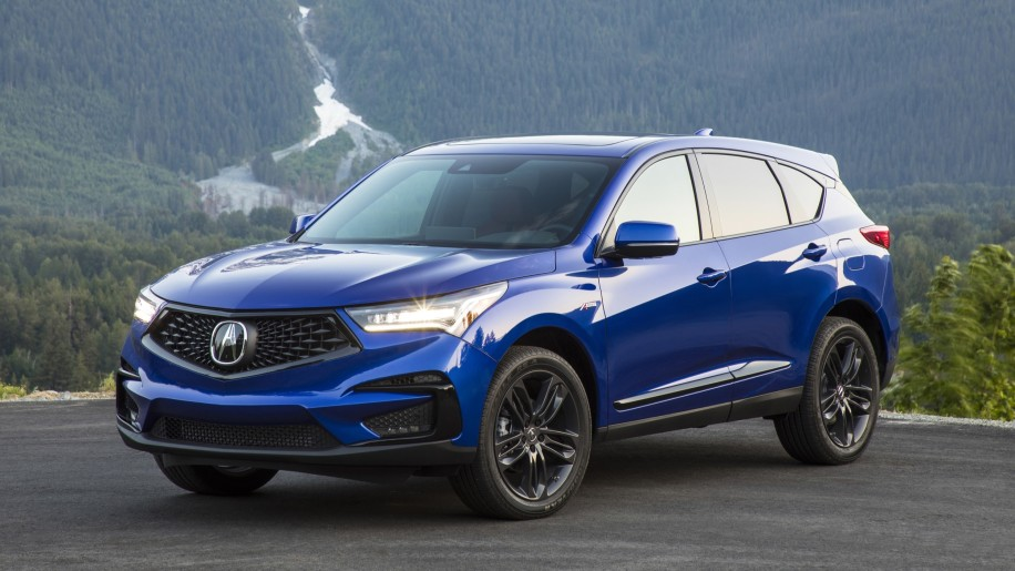 Car Insurance For Acura Rdx