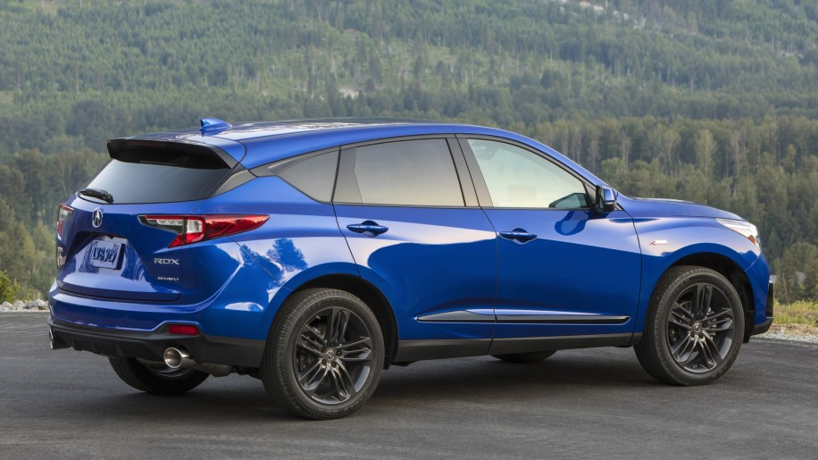 review 2019 acura rdx compact luxury crossover autoblog. Black Bedroom Furniture Sets. Home Design Ideas