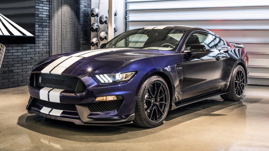 Ford Mustang Shelby GT350 upgraded for 2019 - Autoblog