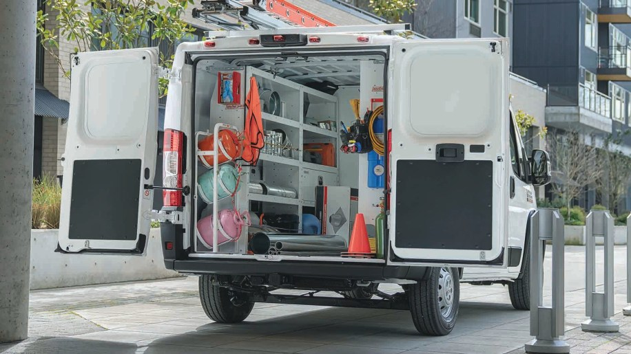 Https Www Cars Com Research Ram Promaster