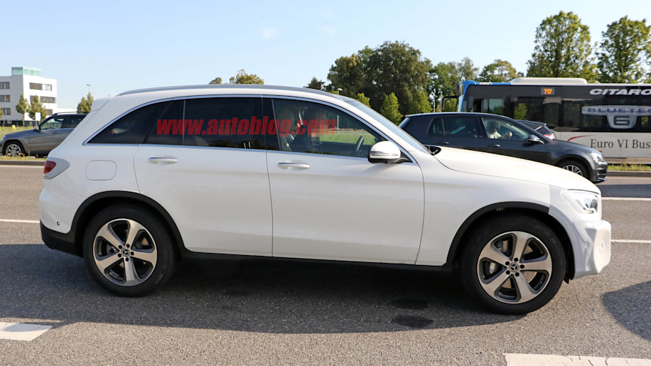 2019 Mercedes-Benz GLC to be imported to U.S. from India