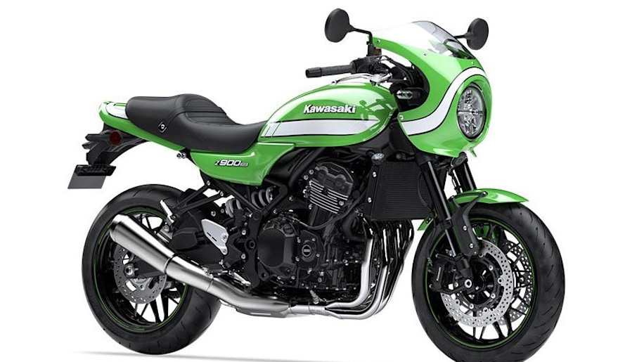 Kawasakis Z900RS Cafe Racer Looks Vintage