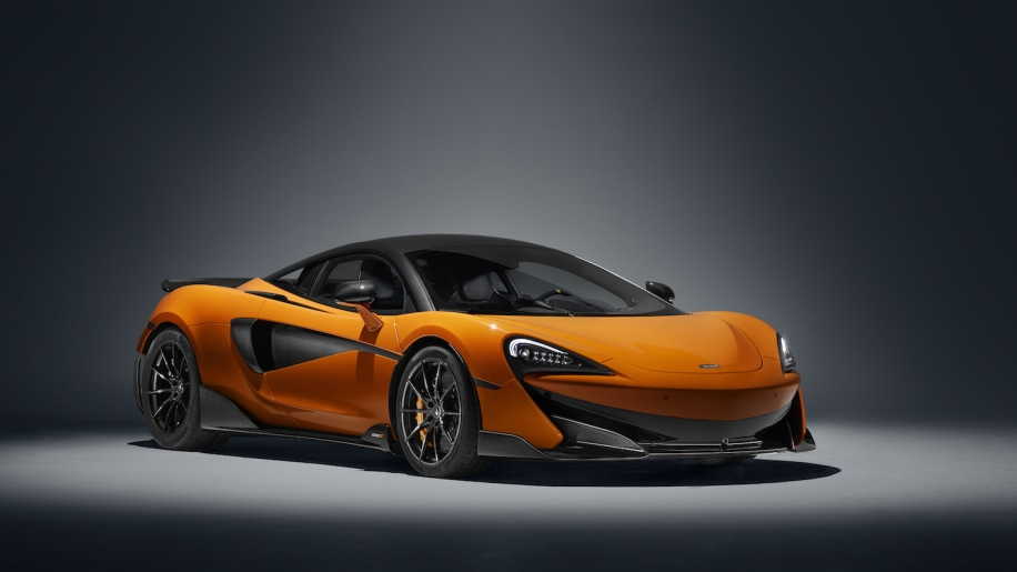 McLaren's new road-legal track car, the 600LT, starts at $240K ...