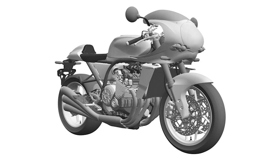 Honda CBX Motorcycle Might Be Reborn As A Retro Version