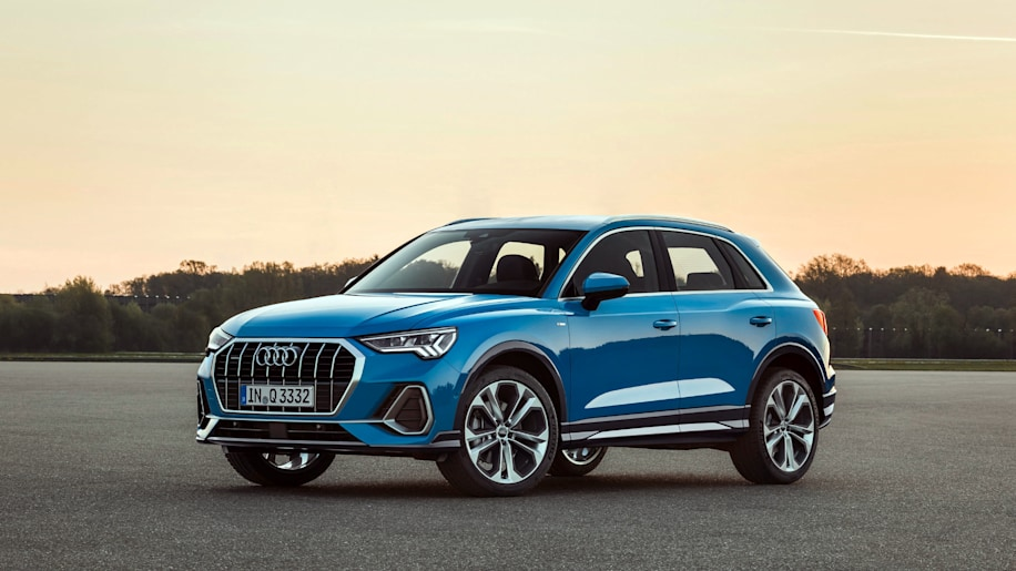 New 2019 Audi Q3 Is Bigger And Gets More Tech Features