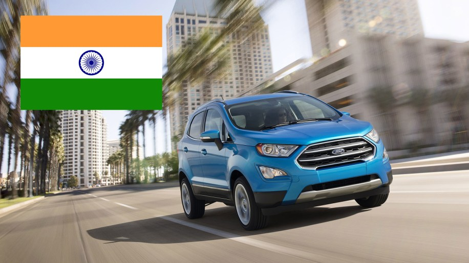 Ford EcoSport - India