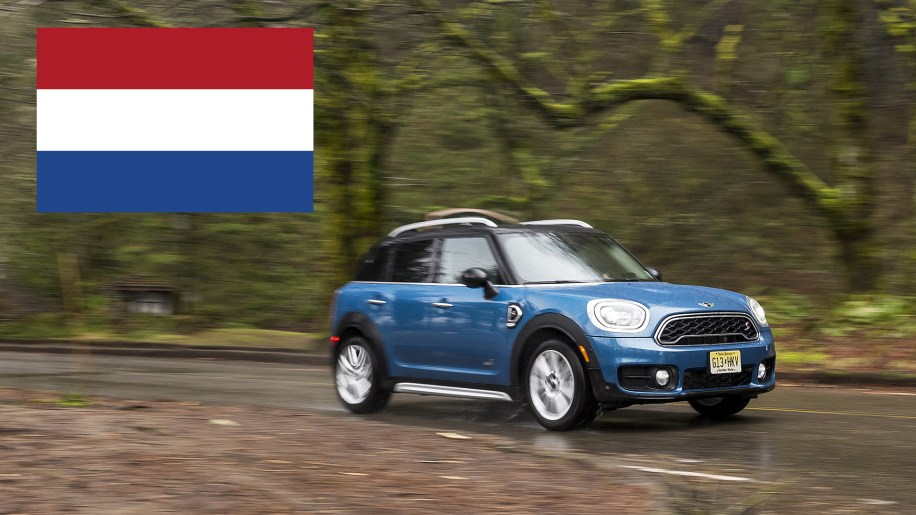 Mini Countryman - The Netherlands