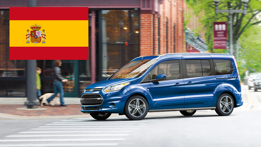 Ford Transit Connect - Spain