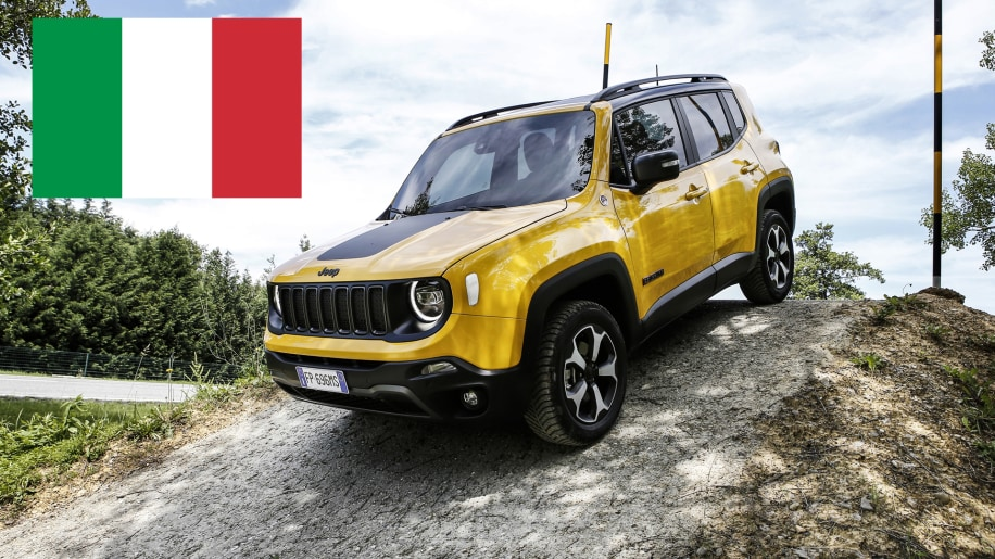 Jeep Renegade - Italy