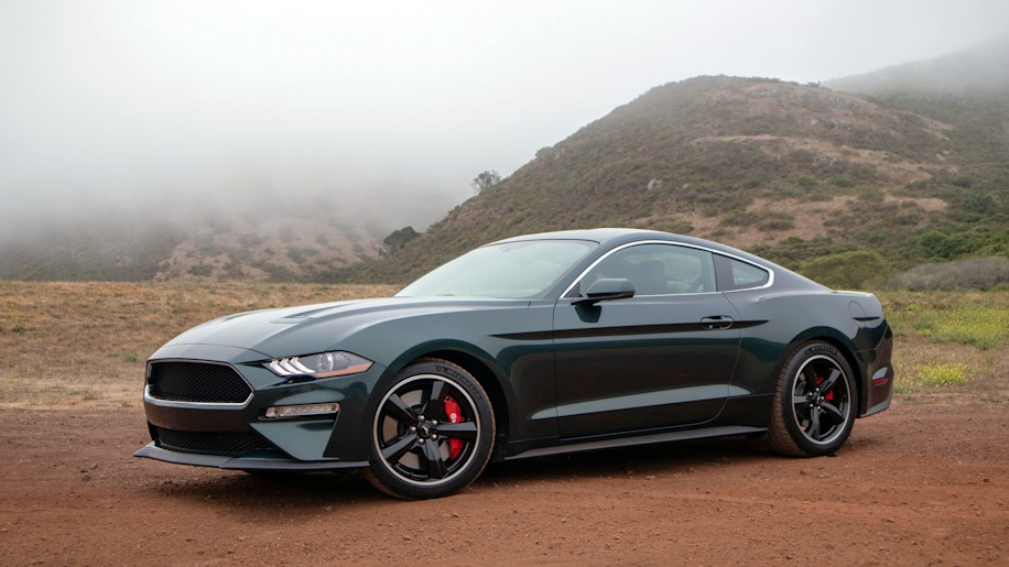 ford mustang bullitt road test review specs  impressions autoblog
