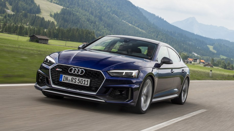2019 Audi RS 5 Sportback: Practical Performance