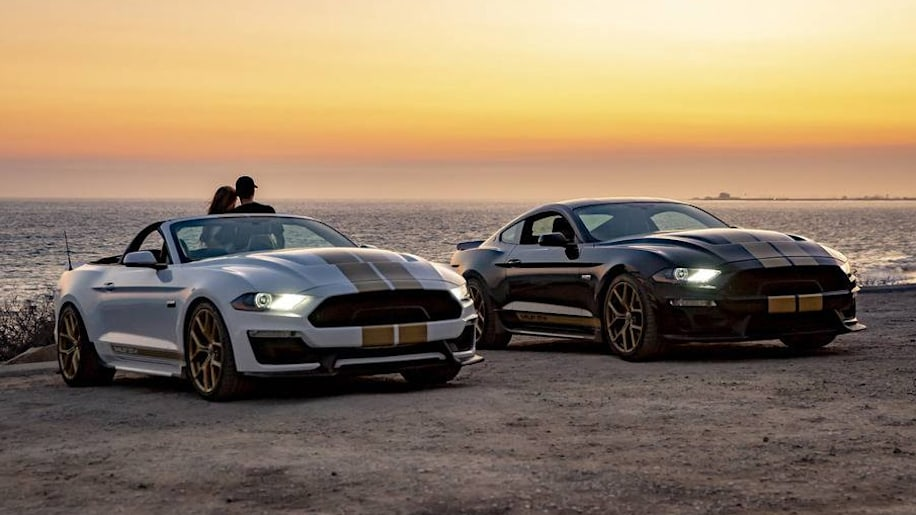 2019 Shelby GT Ford Mustang revealed with 480 horsepower - Autoblog