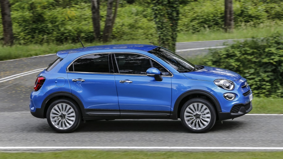 2019 fiat 500x gets updated styling and new engines in europe autoblog. Black Bedroom Furniture Sets. Home Design Ideas