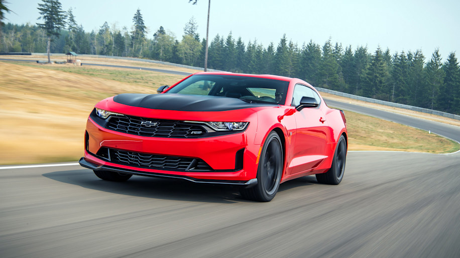 2019 Chevy Camaro Pricing Revealed In Configuration Tool