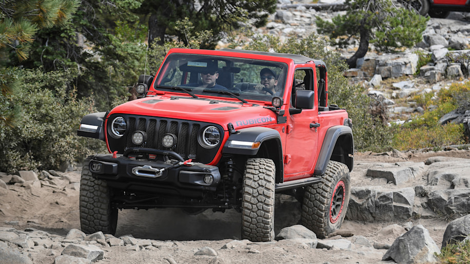 JL Jeep Wrangler experiencing death wobble, NHTSA checking into it